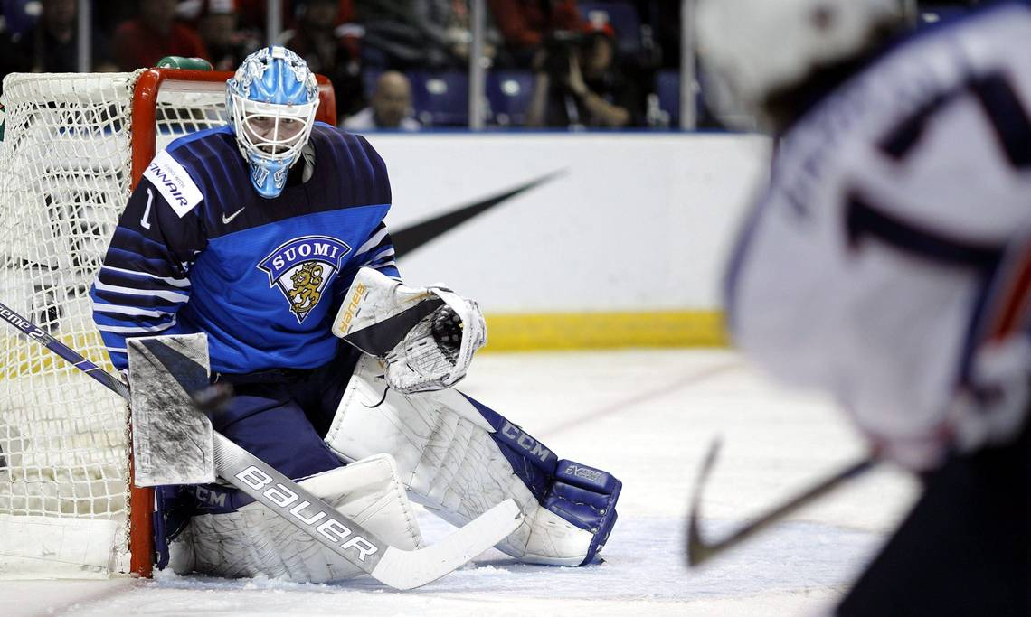 Sabres Prospect Ukko Pekka Luukkonen Is Turning Heads