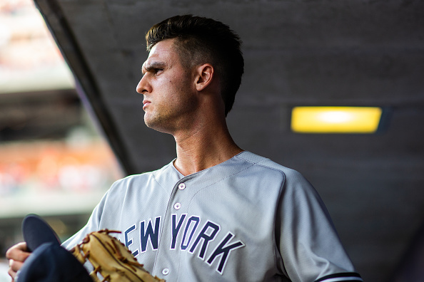 the latest 9eaa1 1584b On His Last Chance, Greg Bird Could Be Important Factor For ...