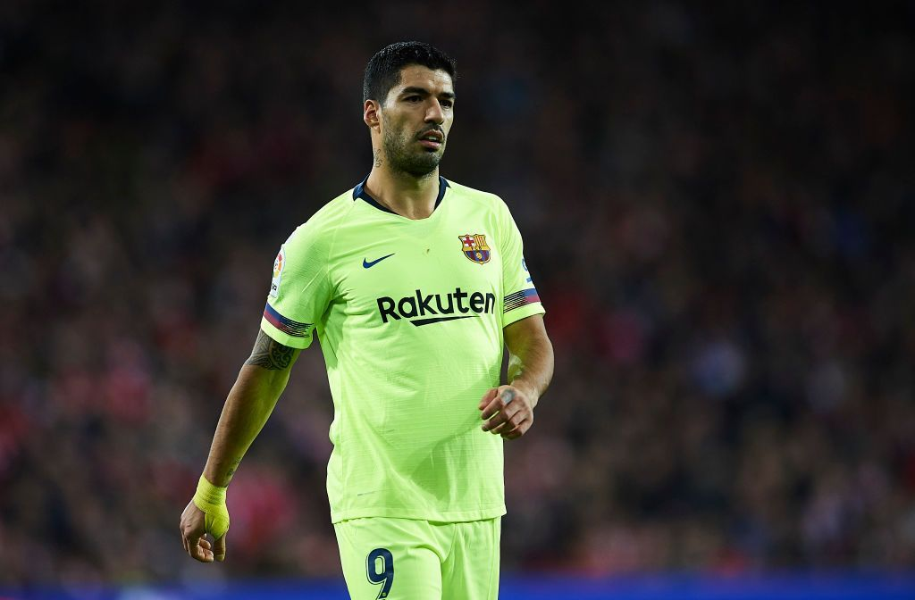 competitive price 6e4a7 3d356 Is Criticism And Barcelona's Hunt For Replacement Striker ...