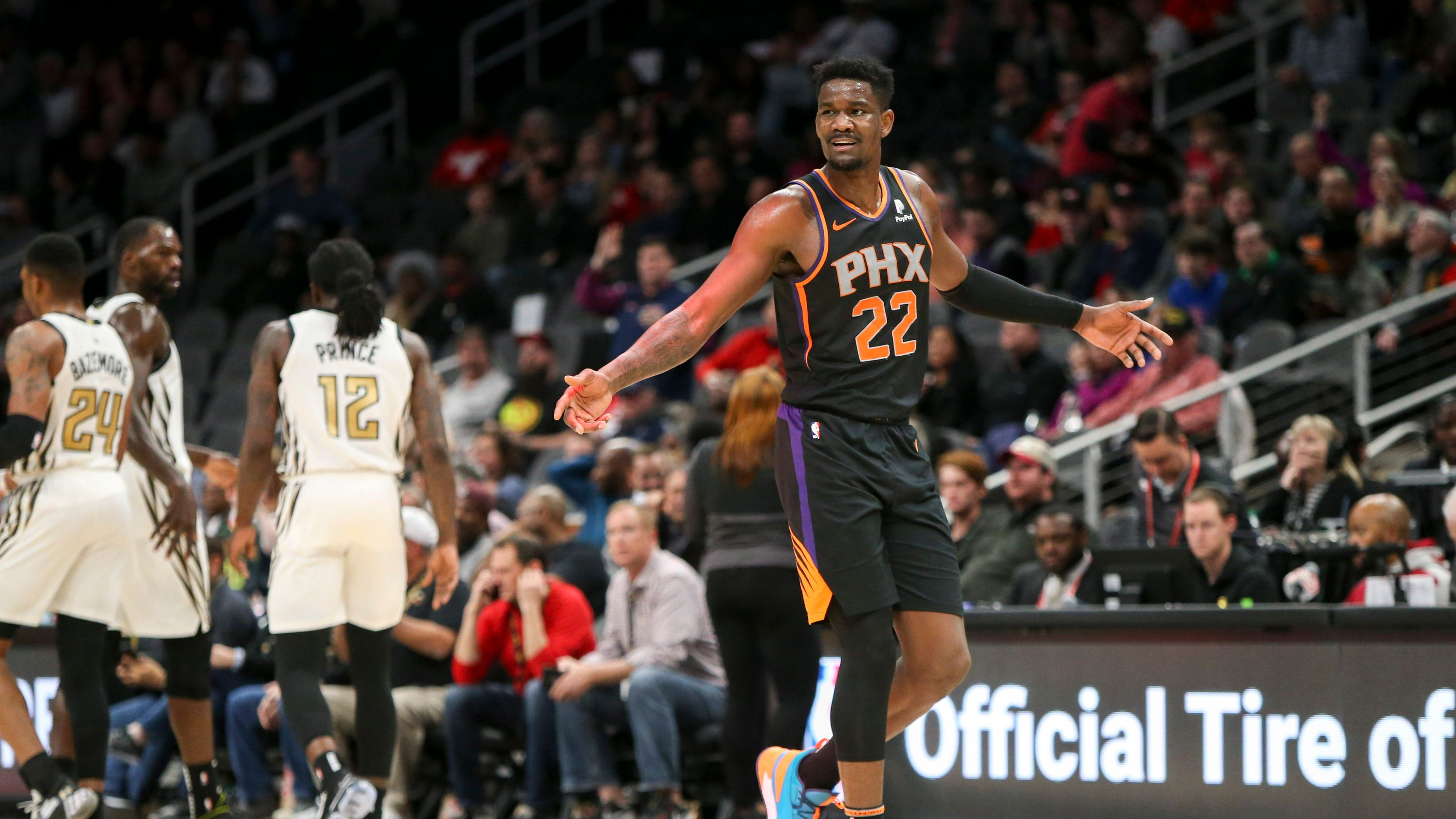low priced 3a921 4a407 The Phoenix Suns Need To Change Environment Around Deandre ...