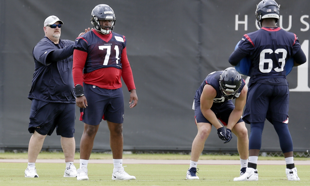 63beb107 Houston Texans' Future Hinges On Success Of 2019 Draft Picks - The ...